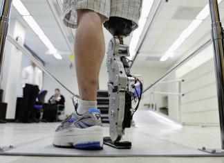 CYBERLEGs, Italian Project fot bionic legs, Close-up Engineering, Credits: cyberlegs.eu