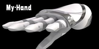 My Hand - Funzionalità e Design bionic hand