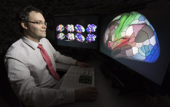 Matthew F. Glasser e la migliore mappa del cervello umano