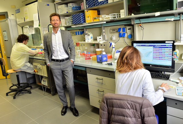 Pierluigi Paracchi, Chairman e CEO della Genenta.