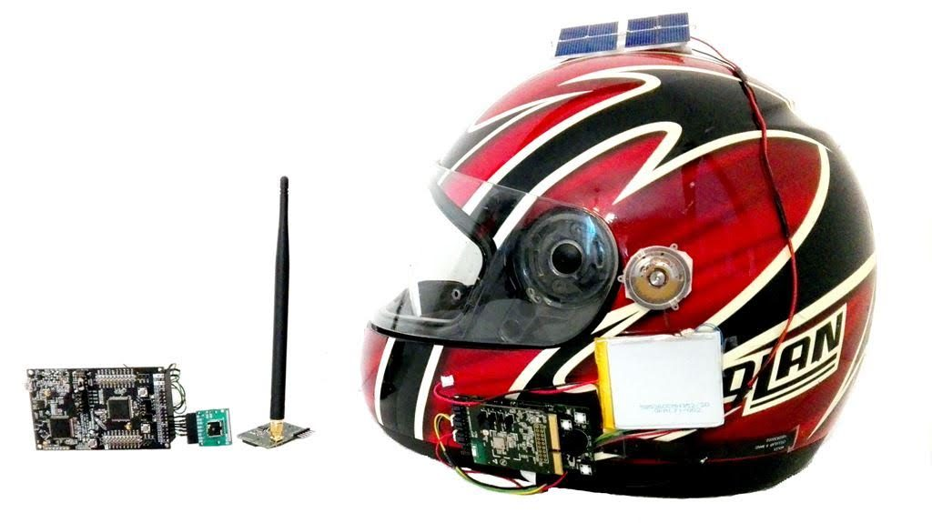 Shelmet, il casco intelligente