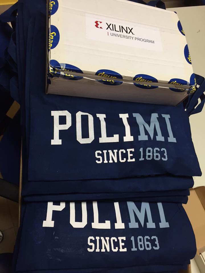 Polimi Xillinx