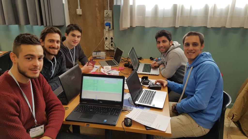 Team The Ingegneri per Caso