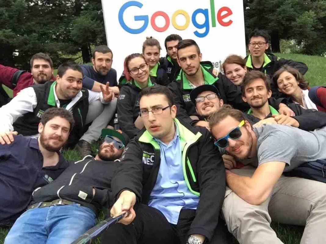 NECSTLab and CUE at Google