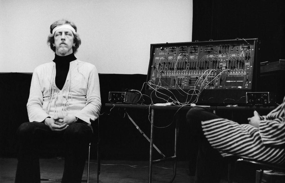 David Rosenboom, 1975, musicista sperimentale statunitense