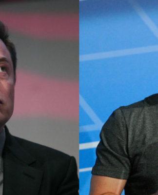Elon Musk e Mark Zuckerberg