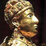 Riproduzione della testa parlante di papa Silvestro II