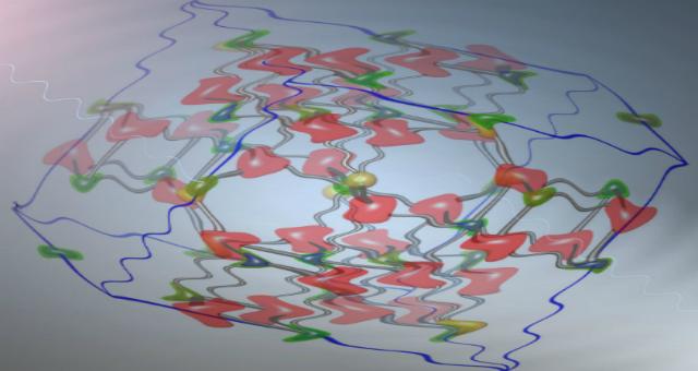Nanoparticelle autoregolanti