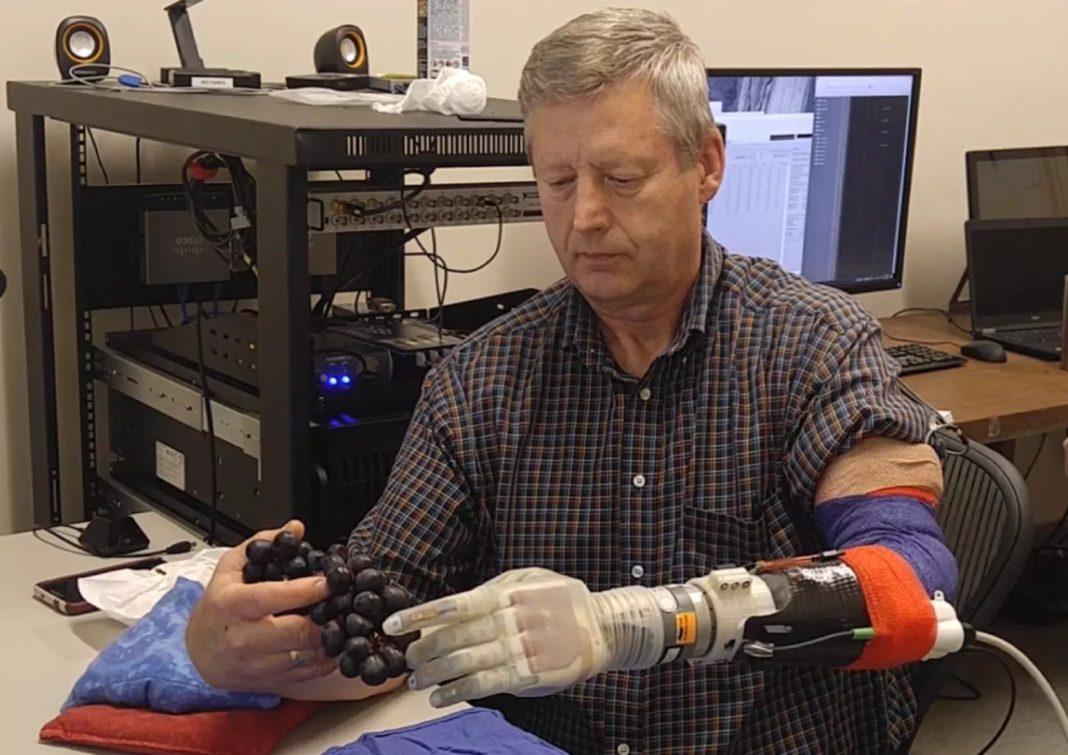 LUKE: la mano robotica sensibile che porta il nome di Skywalker