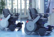 Whill Next: la carrozzina con il pilota automatico