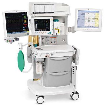 Anestesia in sala operatoria