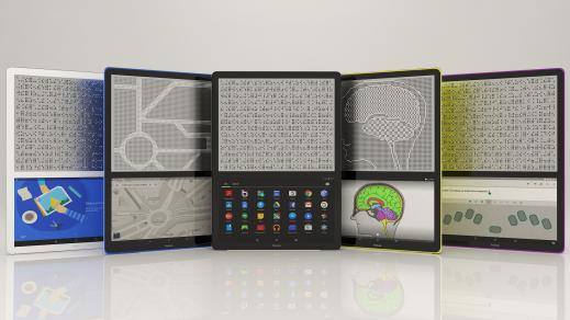 tablet android con braille
